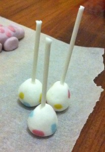 dinosaur egg candles
